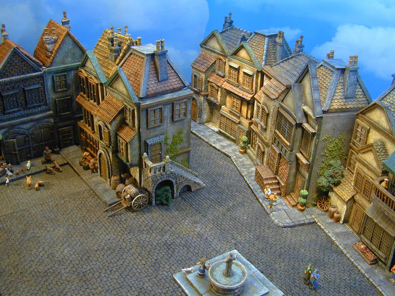 terrain boards streets