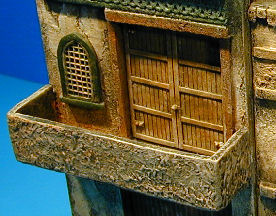 miniature wargaming buildings