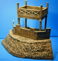 miniture roman marching fort