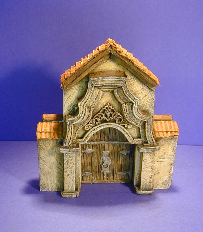 spanish miniature terrain